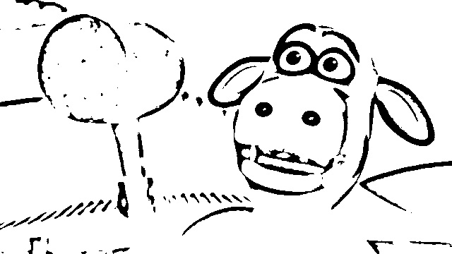 Back at The Barnyard Colouring Pictures 11