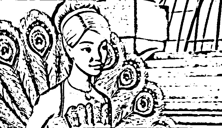 Barbie as The Island Princess Colouring Pictures 12
