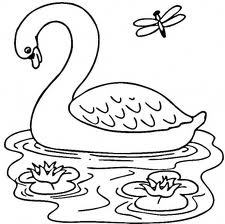 Barbie of Swan Lake Colouring Pictures 2