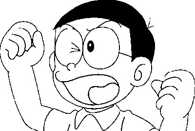 Doraemon Colouring Pictures 1