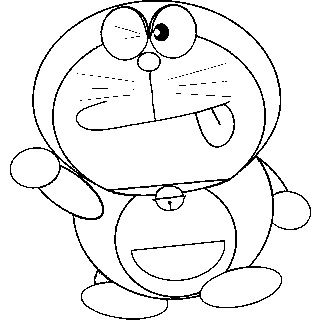 Doraemon Colouring Pictures 2