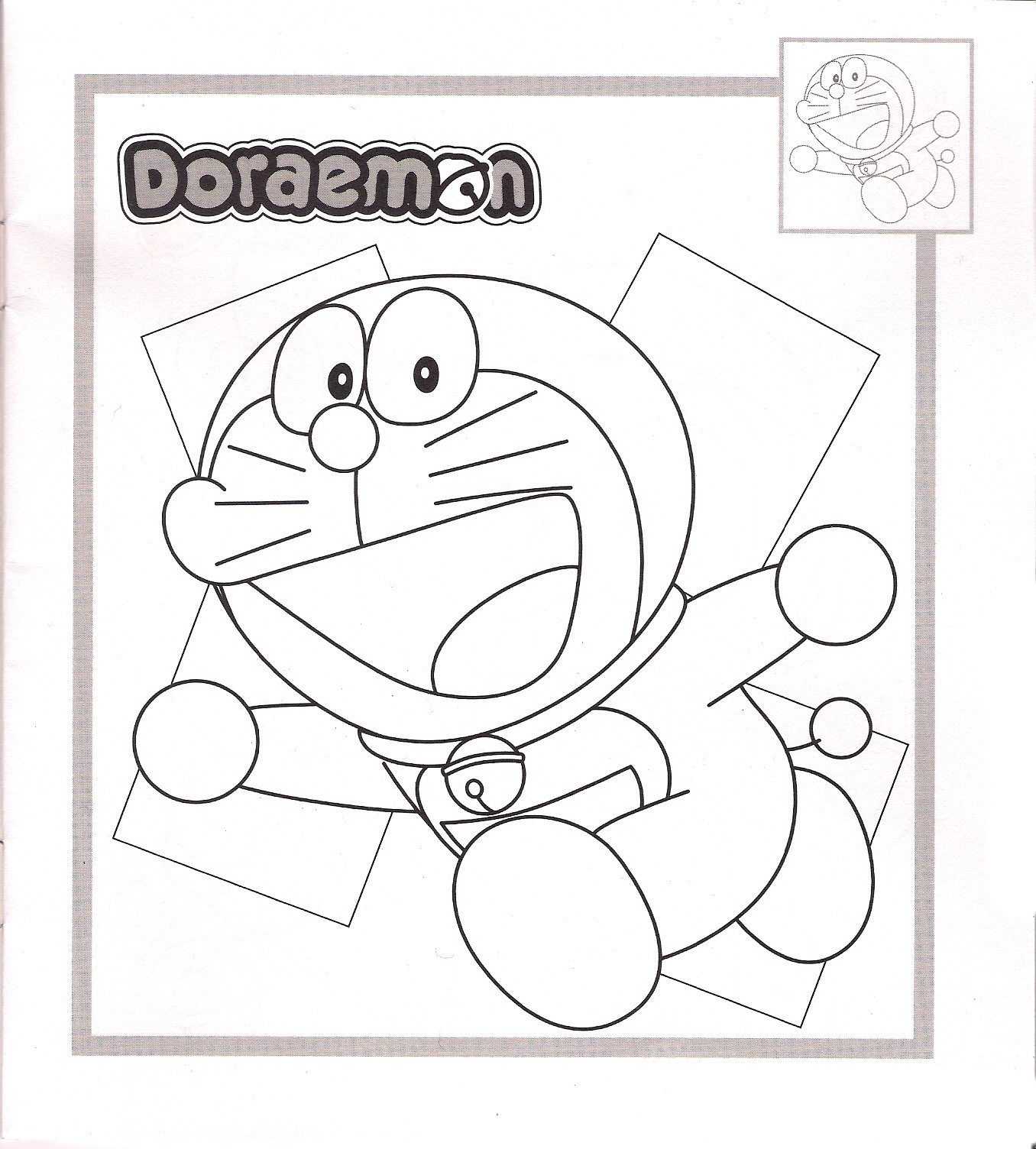 Doraemon coloring games online - Doraemon Colouring Pages To Print