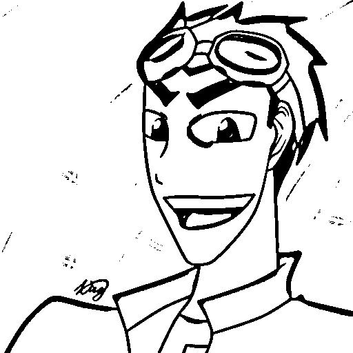 Generator Rex Colouring Pictures 2