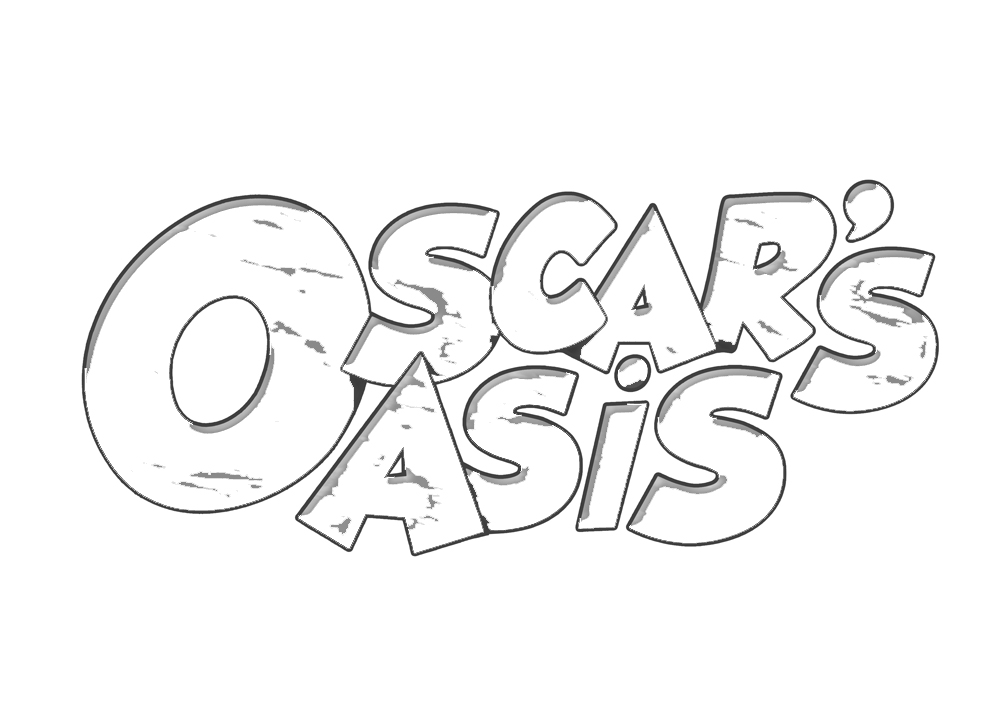 Oscars Oasis Colouring Pictures 1