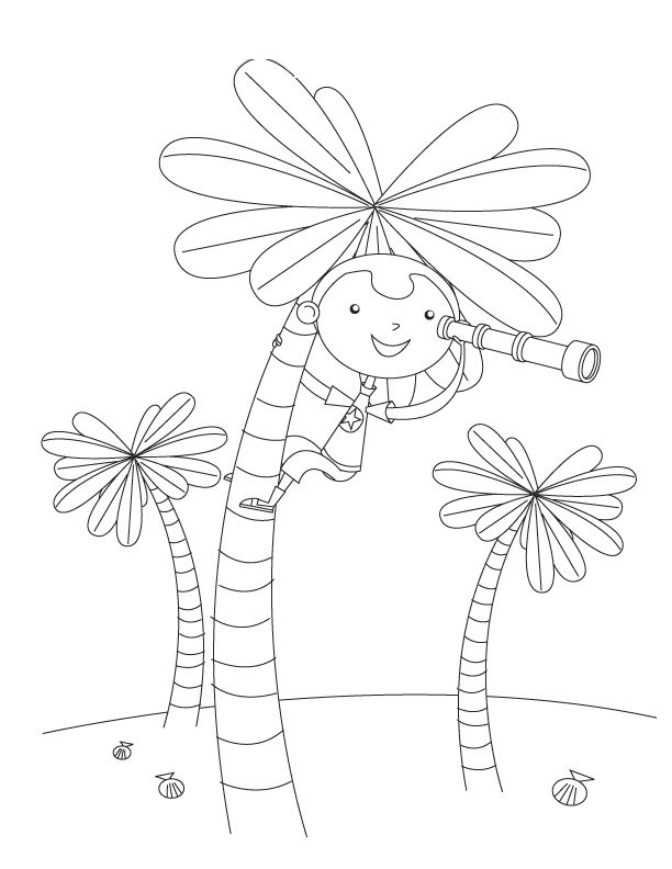 Preschool Colouring Pictures 12