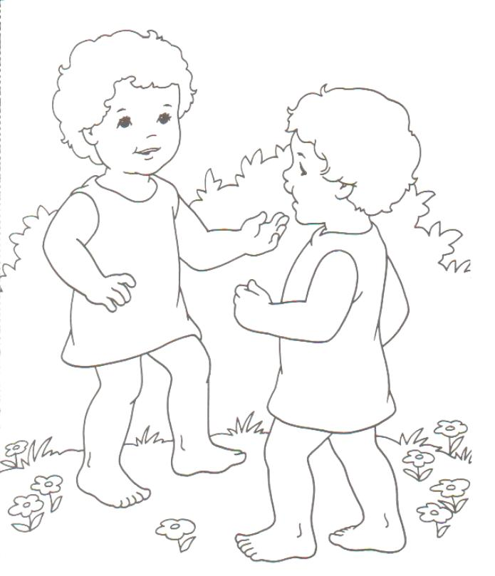 Preschool Colouring Pictures 2