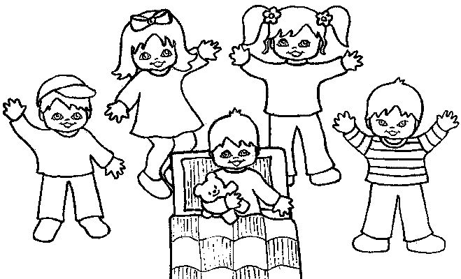 Preschool Colouring Pictures 3