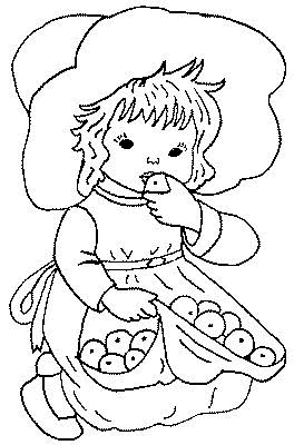 Preschool Colouring Pictures 6