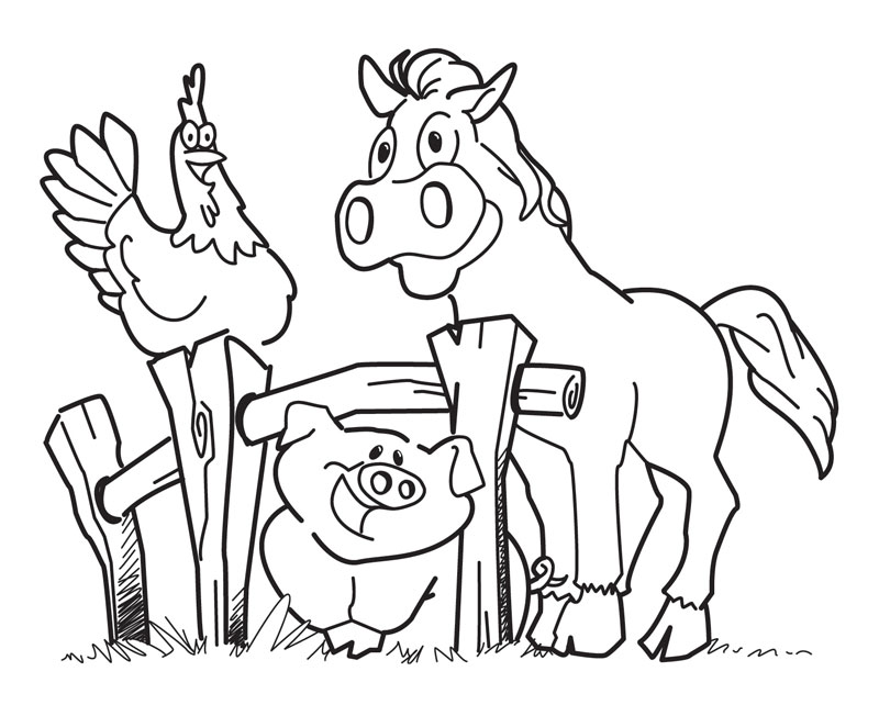 Print Out Colouring Pictures 5