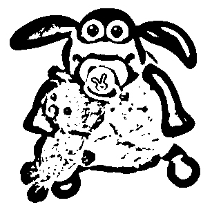 Shaun The Sheep Colouring Pictures 2