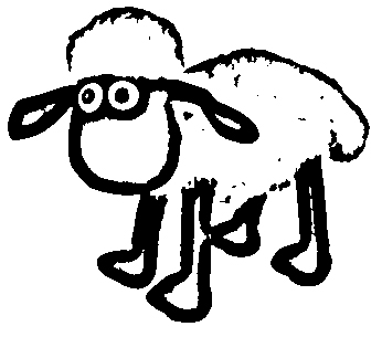 Shaun The Sheep Colouring Pictures 9