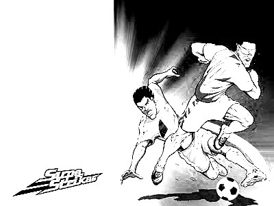 Supa Strikas Colouring Pictures 5